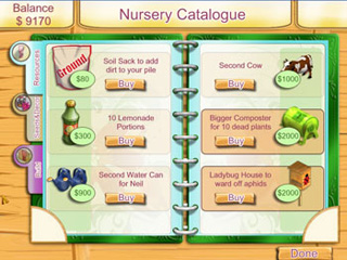 Kelly Green: Garden Queen Game screenshot 2