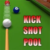 Free Kick Shot Pool Game