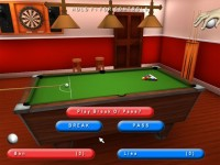 Kick Shot Pool Game screenshot 3