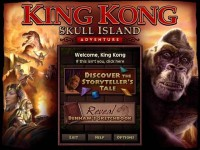 King Kong: Skull Island Adventure Game screenshot 2