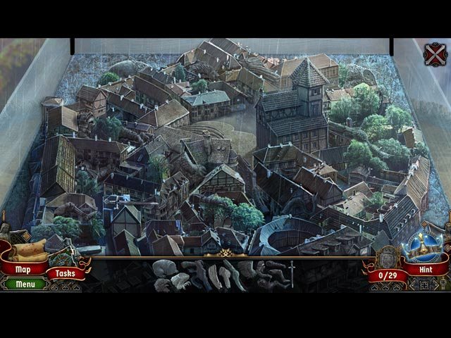 Kingmaker: Rise to the Throne Collector's Edition Game screenshot 2