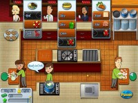 Kitchen Brigade Game screenshot 1