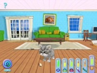 Kitty Luv Game screenshot 1