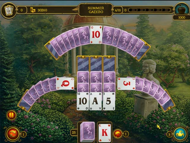 Knight Solitaire 2 Game screenshot 3