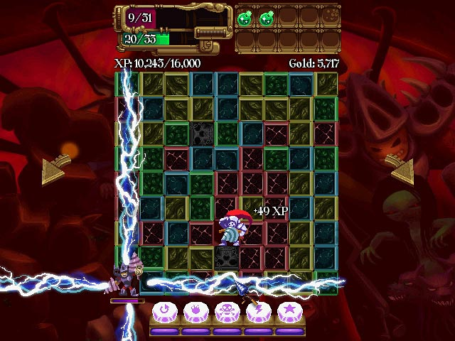 Knightfall: Death and Taxes Game screenshot 3