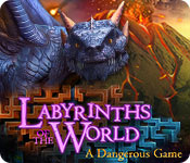 Free Labyrinths of the World: A Dangerous Game Game
