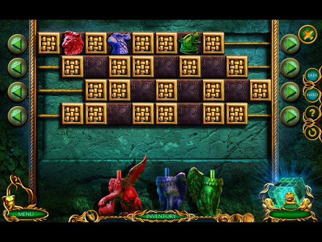 Labyrinths of the World: A Dangerous Game Game screenshot 3