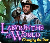 Free Labyrinths of the World: Changing the Past Game