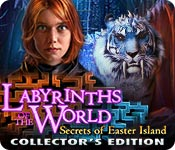 Free Labyrinths of the World: Secrets of Easter Island Collector's Edition Game