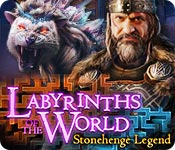Free Labyrinths of the World: Stonehenge Legend Game