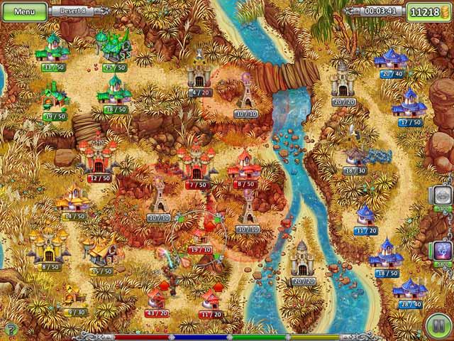 LandGrabbers Game screenshot 1