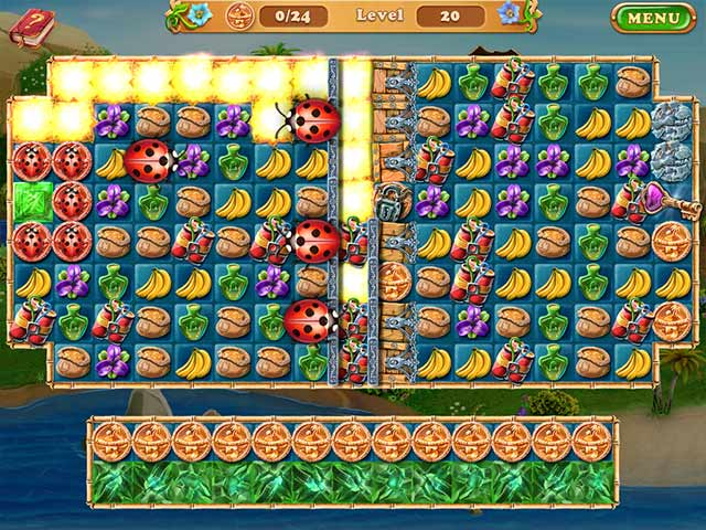 Laruaville 5 Game screenshot 2