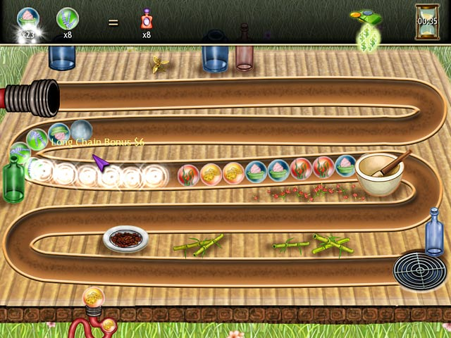 Lavender's Botanicals Game screenshot 1