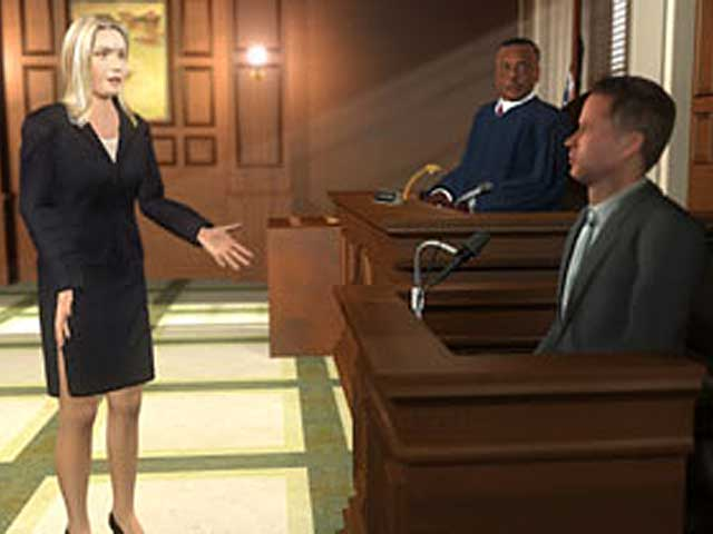 Law and Order: Justice is Served Game screenshot 2