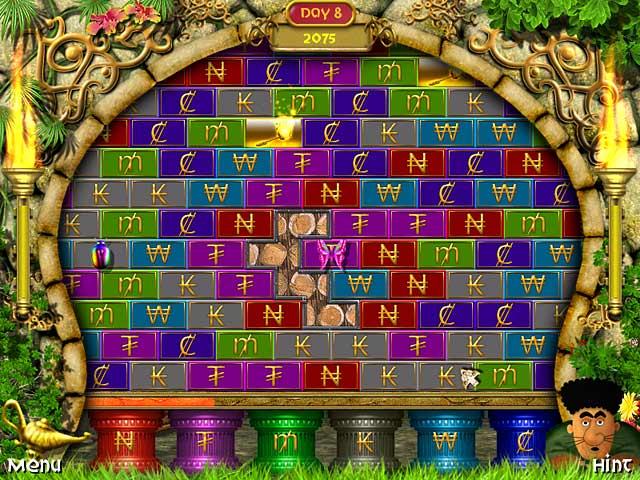 Legend of Ali Baba Game screenshot 2