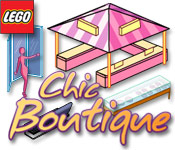 Free LEGO Chic Boutique Game