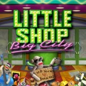 Free Little Shop Big City Game
