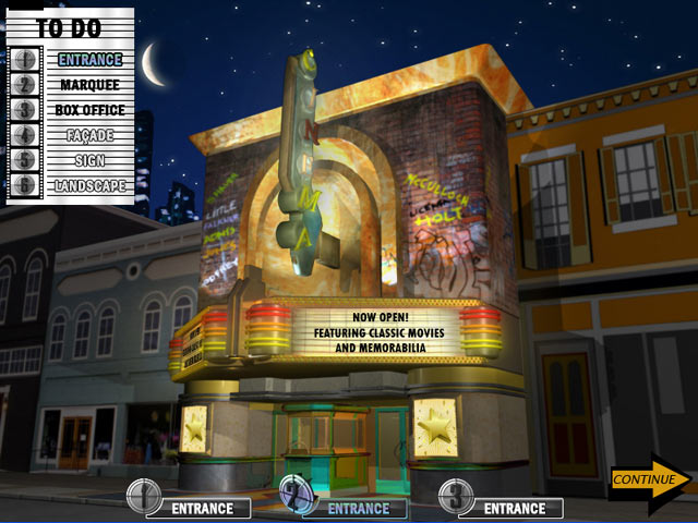Little Shop Big City Game screenshot 2