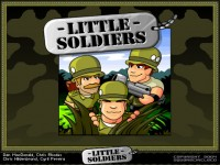 Little Soldiers Game screenshot 1