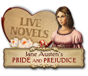 Free Live Novels: Jane Austen's Pride and Prejudice Game