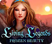Free Living Legends: Frozen Beauty Game