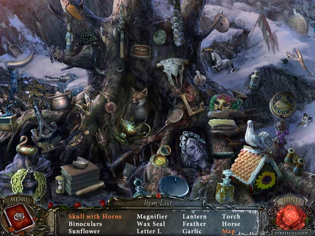 Living Legends: Ice Rose Game screenshot 3
