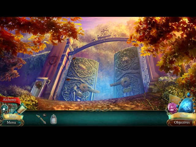 Lost Grimoires 2: Shard of Mystery Game screenshot 1