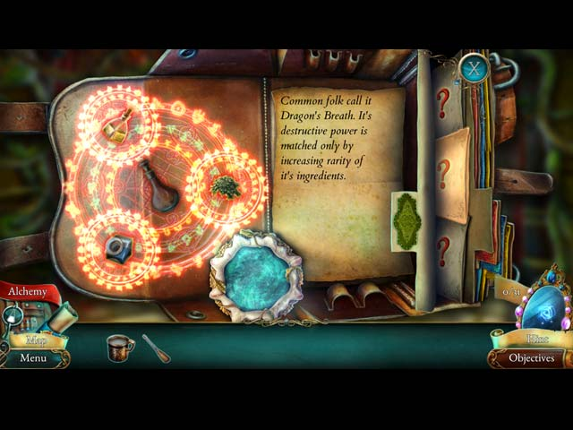 Lost Grimoires 2: Shard of Mystery Game screenshot 3