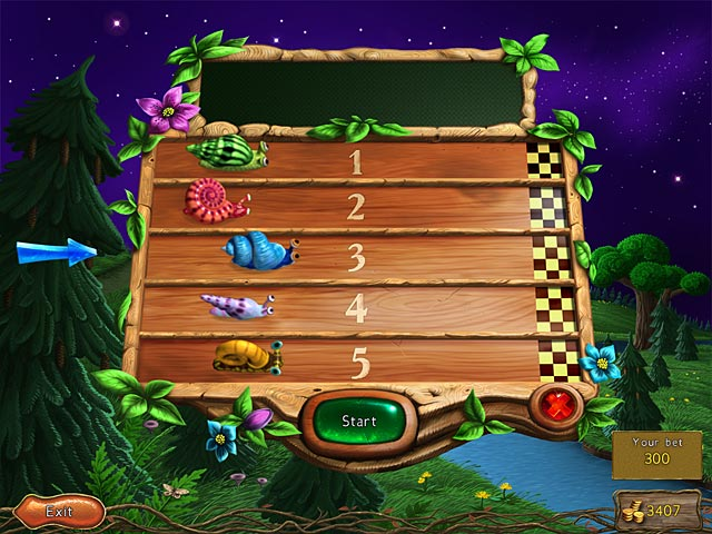 Lost in Night Game screenshot 3