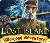 Free Lost Island: Mahjong Adventure Game