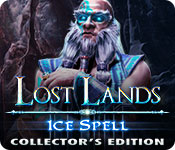 Free Lost Lands: Ice Spell Collector's Edition Game
