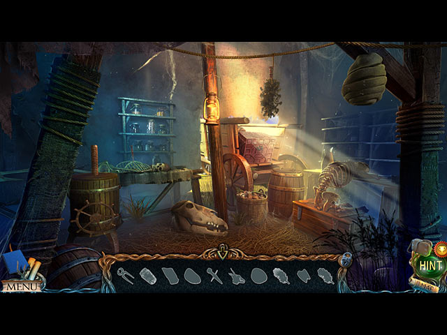 Lost Lands: The Golden Curse Game screenshot 2