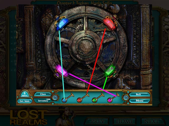 Lost Realms: The Curse of Babylon Strategy Guide Game screenshot 3
