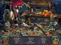 Lost Souls: Enchanted Paintings Collector's Edition Game screenshot 1