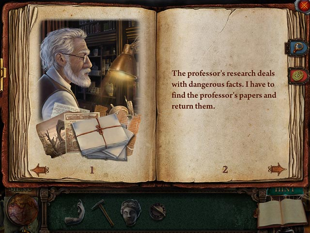 Lost Souls: Timeless Fables Game screenshot 1