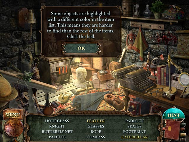 Lost Souls: Timeless Fables Game screenshot 2