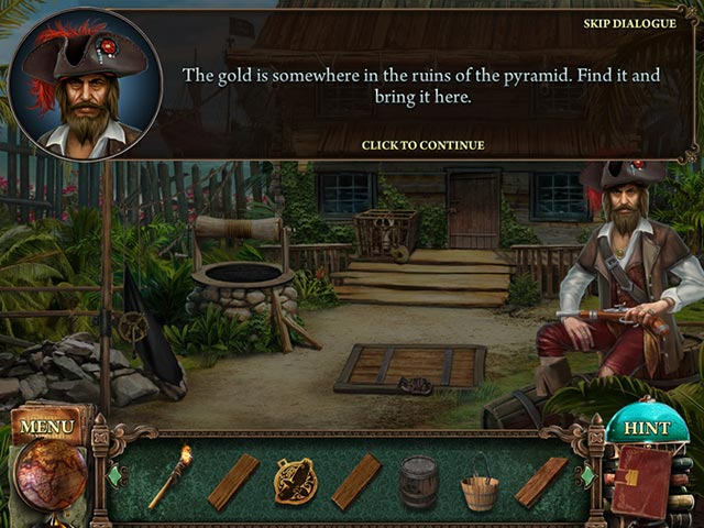 Lost Souls: Timeless Fables Game screenshot 3