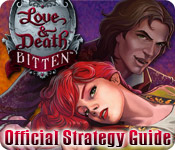 Free Love and Death: Bitten Strategy Guide Game