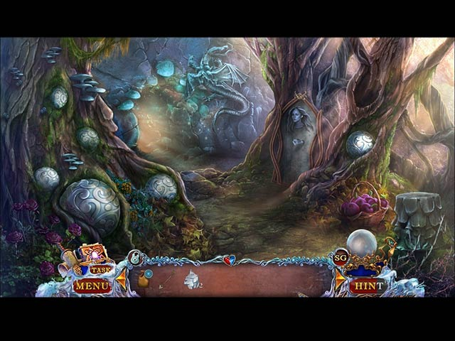 Love Chronicles: A Winter's Spell Collector's Edition Game screenshot 2