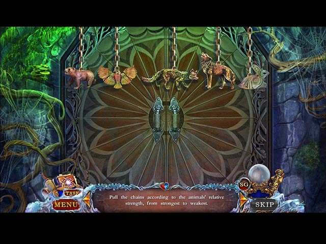 Love Chronicles: A Winter's Spell Collector's Edition Game screenshot 3