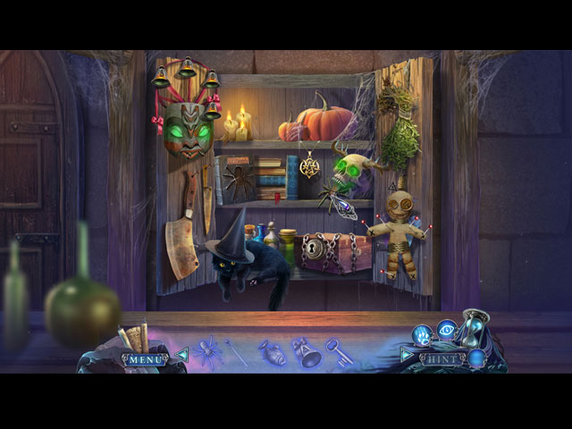 Love Chronicles: Beyond the Shadows Collector's Edition Game screenshot 2