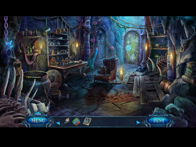 Love Chronicles: Death's Embrace Collector's Edition Game screenshot 1