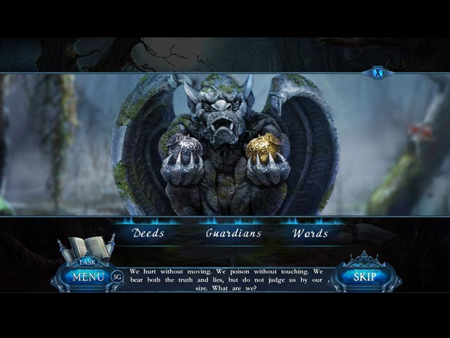 Love Chronicles: Death's Embrace Collector's Edition Game screenshot 3