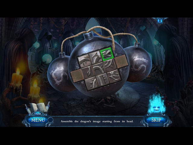 Love Chronicles: Death's Embrace Game screenshot 3