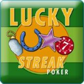 Free Lucky Streak Poker Game