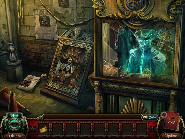 Macabre Mysteries: Curse of the Nightingale Collector's Edition Game screenshot 1