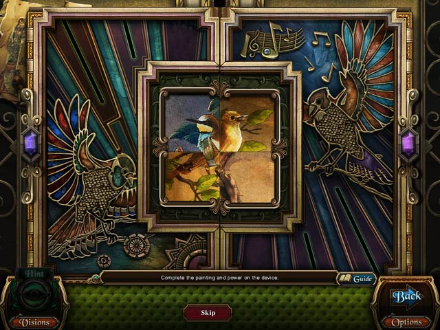 Macabre Mysteries: Curse of the Nightingale Collector's Edition Game screenshot 3