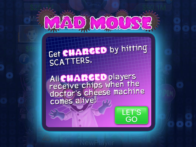 Mad Mouse Game screenshot 2