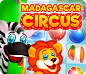 Free Madagascar Circus Game