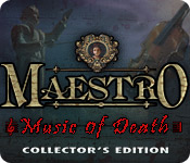 Free Maestro: Music of Death Collector's Edition Game